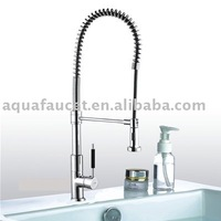 single handle pull out kitchen faucet mixer tap