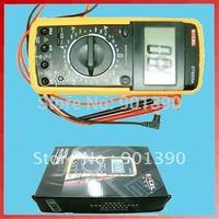 Digital Voltmeter Ammeter Ohm Test Meter Multimeter DT9205A DT9025A New + Free Shipping