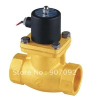 2'' UNI-D Steam Solenoid PTFE Valve US-50