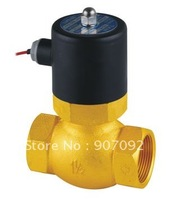 1-1/2'' Uni-D Steam Solenoid Valve PTFE US-40 2/2 Way Valves 2L300-40