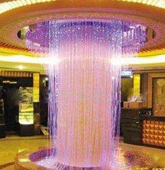 100m 3*0.75mm Sparkle Plastic Optical Fiber Cable;water screen optical fiber(China (Mainland))