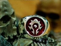 World of warcraft ring ring ring badge tribal tribe