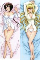 Free shipping Sekirei Musubi & Tsukiumi Hugging pillow Case #557 (full color)