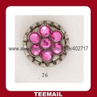 8mm to 30mm latest fashion garment button with shank and plating base in hot selling