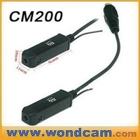 Micro 2.4GHz Wireless Surveillance Camera with 2.4GHz Receiver