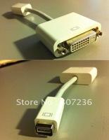 Free shipping**50pcs/lot**15cm MINI DVI TO DVI ADAPTER VIDEO CABLE for iMac APPLE