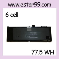 "Free shipping FOR macb00k Pro 15"" Series Laptop Battery"
