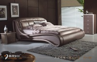 leather bed py-125