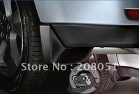 free shipping! 2009-2011 SUBARU FORESTER plastic fender splash guard mudguard 4pcs