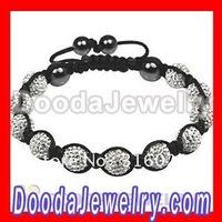 Free Shipping(1Piece) NEW Shamballa Style Tresor Paris Bracelet Wholesale/Retail