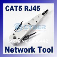 RJ45 RJ11 CAT5 PunchDown Durable Impact Network Punch Tool Dropshipping 048