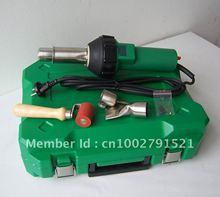 1600 W caliente herramienta de soldadura de aire / pantalla digital pistola de aire caliente / pistola de soldadura de plástico