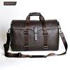 Free shipping.luggage.baggage,berifcase.genuine cow leather bag.47x30x20cm(China (Mainland))