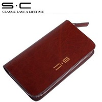 S.C Free Shipping  + Key chain Case - Key Wallet LY0004-4