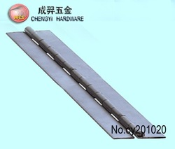 201/304 stainless steel piano hinges&long hinge,heavy duty hinge(China (Mainland))