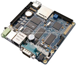 Freeshipping F210B# Mini2440 Core Bottom SBC Single-Board Computer 400MHz S3C2440 ARM920T 256M NAND Flash ARM9 Development Board(China (Mainland))