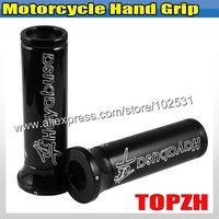 Motorcycle Hand Grip For Suzuki Hayabusa Black TA394