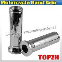Hand Grip For Hond CBR 600 1000 RR Chromed TA397