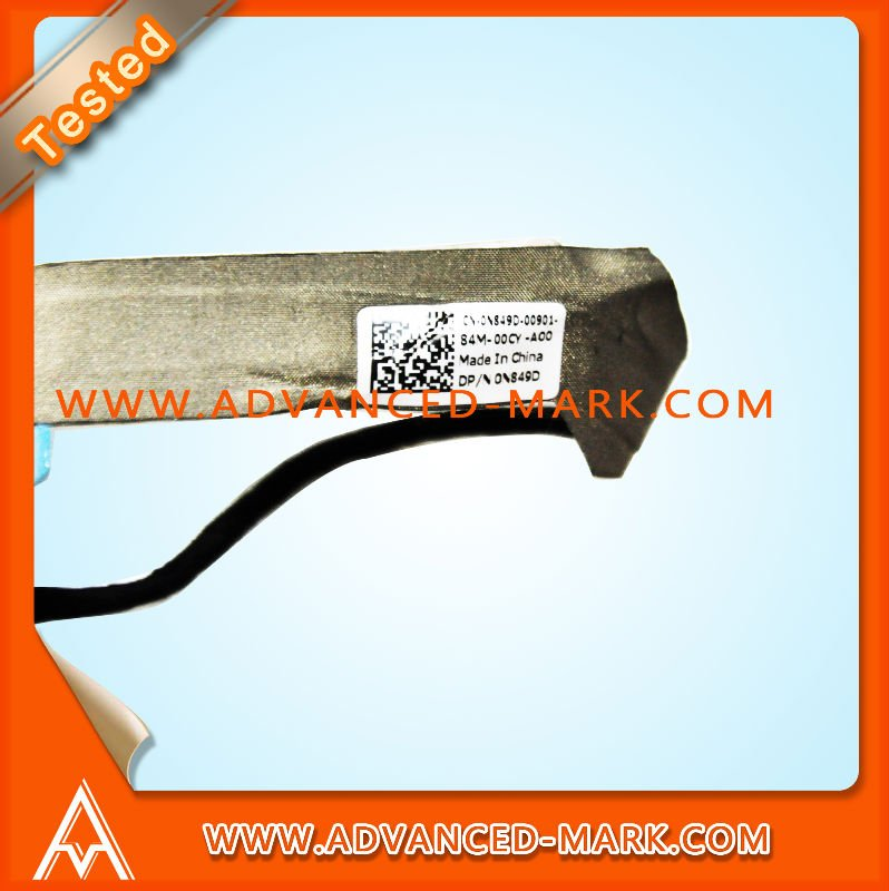 Replace Laptop LCD Cable For Dell XPS M1530,With LED Backlight,P/N:N849D.Good Price & Good Quality!(China (Mainland))