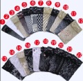 FREESHIPPING+New Arrival! Wholesale 50pairs/ lot Crystal tube silk; Mesh;  socks fwomen  adult all colors