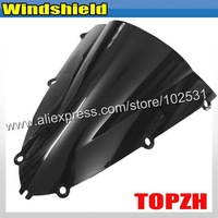 Free Shipping Black Motorcycle Windshield WindScreen  YZFR1 98-99 YZF 1000 R1 Y374