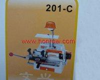 Model 201-C WengXing key cutting machine with external cutter