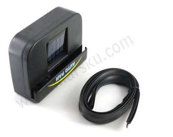 Hot Selling Solar Powered Auto Cool Fan / Car Air Ventilation System