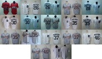 Free shipping Wholesale Baseball Jerseys # 13 Alex Rodriguez White Mens Baseball Jerseys Size:48-56 Mix order