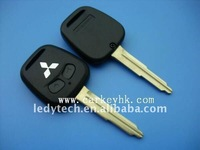NEW product! Mitsubishi remote key blank 2 buttons left blade