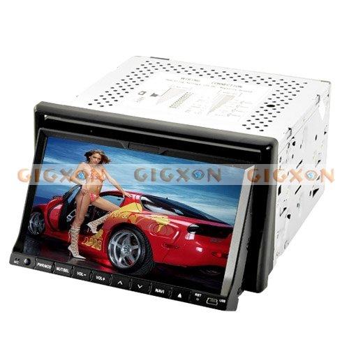 Turismo G1 High-Def Touchscreen Car Player with GPS DVB-T(Hong Kong)
