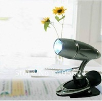 Creativity Led  mini books clip Lamp , Electronic paper book Reading Table Lamp  Free Shipping
