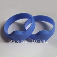 125KHz Waterproof Silicon RFID Wristband
