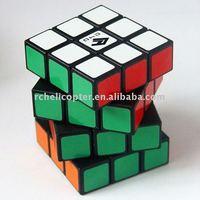 Cube4U (C4U) 3X3X4 Speed Cube Black Magic Cube Puzzle