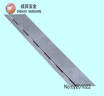 201 stainless steel piano hinges&long hinge 30m