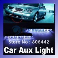 2 x Ba15s SMD3528 Brake Stop Tail Light 68 LED Car Bulb Lamp Xenon White DC 12V 3W freeshipping dropshipping