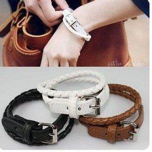Min order $10(mix order) Free shipping,B107 , fashion pu hand chain,fashion expandierbar bracelet jewelry
