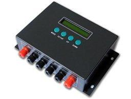 LT-300;LED RGB/ DMX Controller;DC12-24V input,8A*3channel output;dmx512 signal input