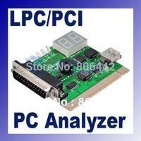 Parallel Port/ PCI 2-Digit PC Analyzer Diagnostic Card Tester POST for Laptop or Desktop 841