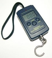 Free shipping Wholesale Digital Scales LCD Display hanging luggage fishing weight scale