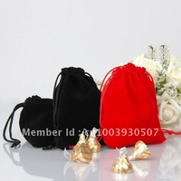 Free Shipping Heart Shape Wedding Satin Gift Pouch Bags Candy Bag Jewelry Bags And Packaging
