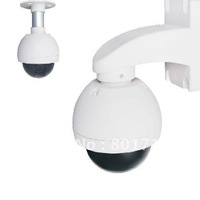 "1/3""Sony CCD Pan Tilt Weatherproof Dome CCTV Camera"
