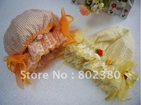 2011 Newest style baby cap ,baby's hat , cute lovely infant hat ,baby''s wear.