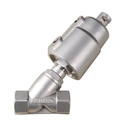 "3/4"" All Stainless Steel Angle Seat Valve Actuator JZF-20(China (Mainland))"