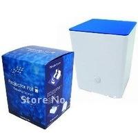 wholesale free shipping,LED light Relaxing Ocean Projector Pot, led projector,portable projector +speaker
