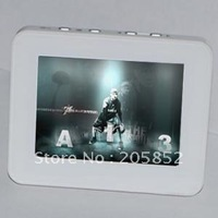 "NEW 3.5""LCD Mirror Plate Digital Photo Frame 2 Colors for your choose easy for use 3005 HXB0619"