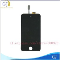 Free Shipping For ipod Touch 4 4th LCD Display+ Touch Screen Glass Digitizer ,Complete Assembly Original  LCD