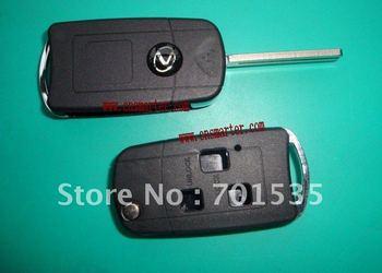 Free Shipping lexus flip remote key shell 3 button