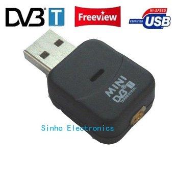 Mini Usb Dvb-t Tv  HD TV receiver  Digital Tuner Receiver Dongle/mpeg-4 H.264