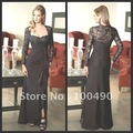 MM0619 Free shipping A Line Wedding Party dress Beaded Mother Of The Bride Dresses