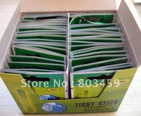 100 X High Quality Chemical Lights in Green Colour Glow Sticks For Fishing Special Offer